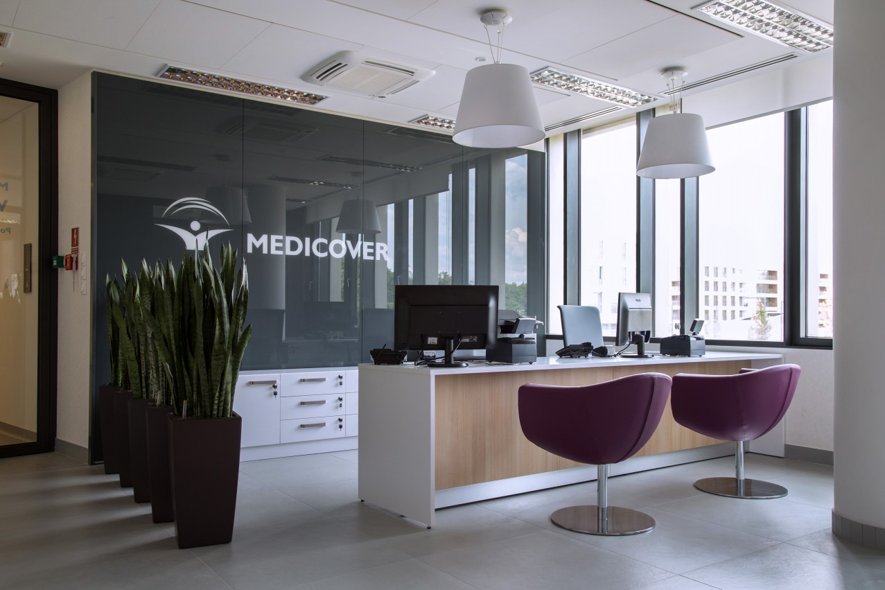 Centrum Medicover - Klimczaka