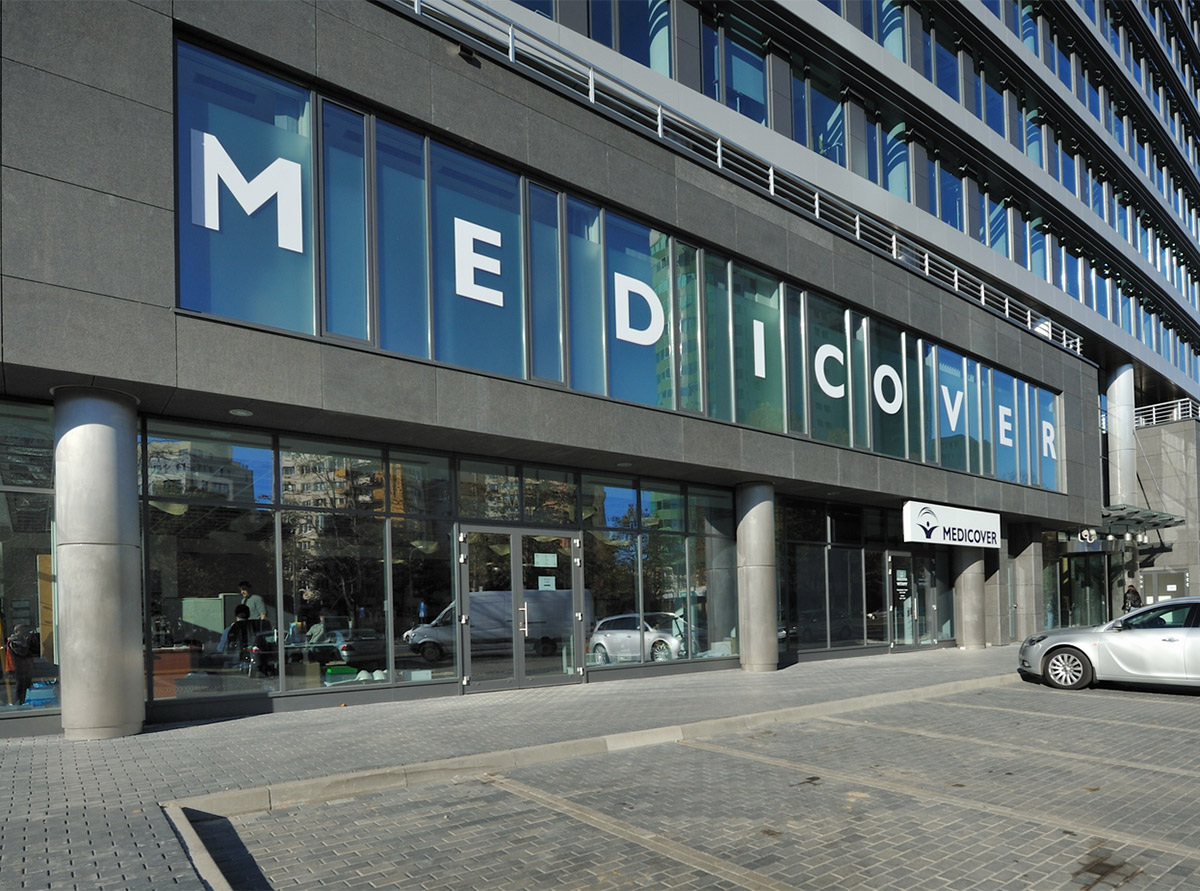 Centrum Medicover - Jerozolimskie