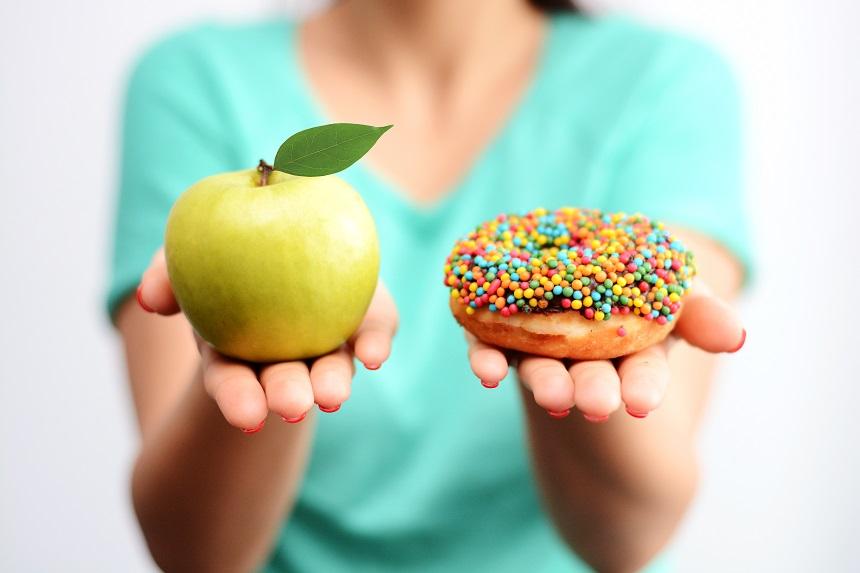 Niezdrowa dieta może mieć wpływ na cukrzycę typu 2.