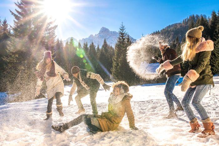 Aktywność fizyczna to dobra alternatywa dla świątecznego obżarstwa