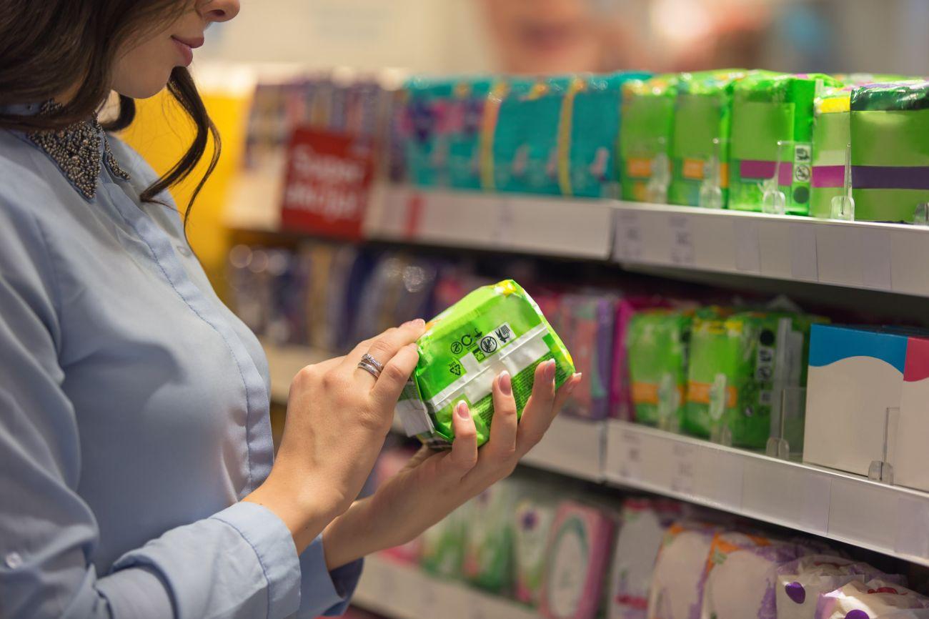 Higiena podczas miesiączki jest rzeczą niezwykle ważną