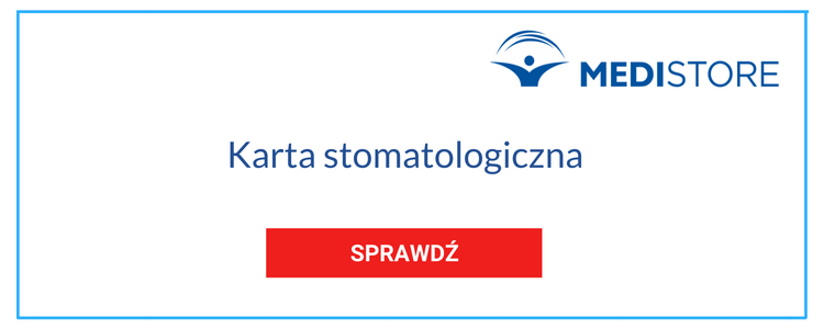 Karta Stomatologiczna Centrum Medyczne Medicover