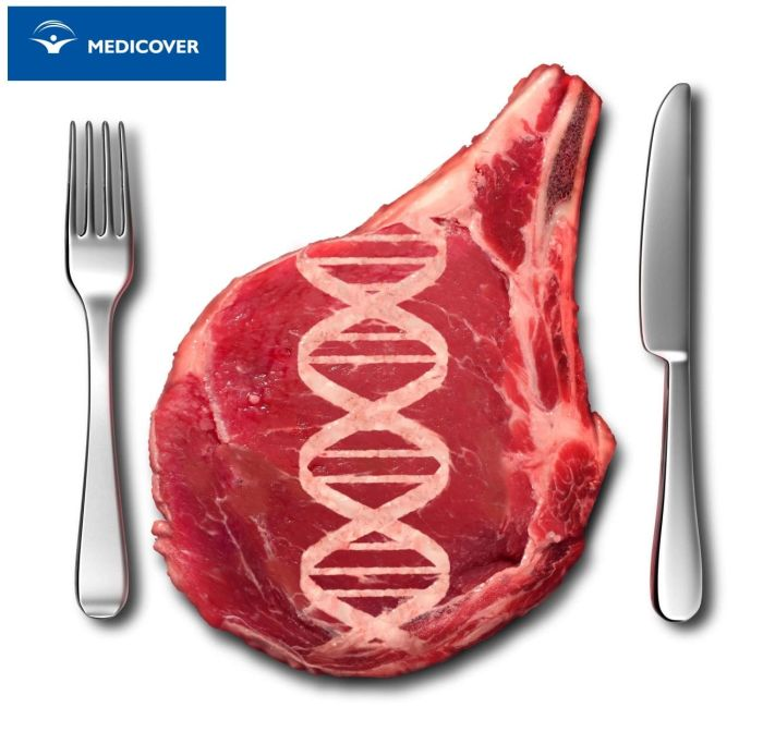 Testy genetyczne umożliwiają opracowanie idealnej diety