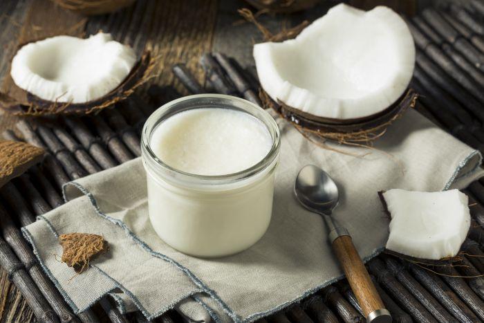 Superfoods - olej kokosowy