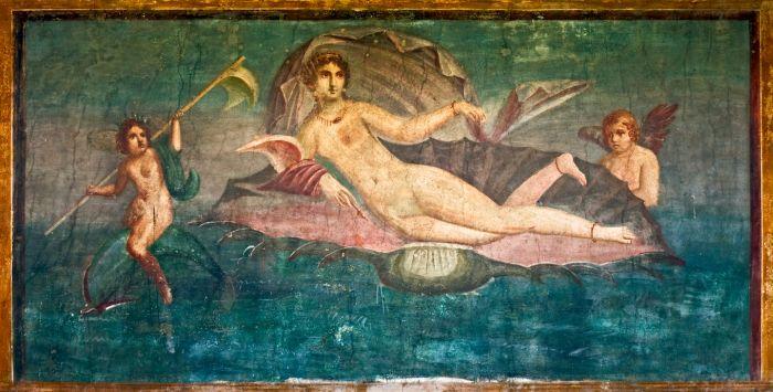 """Słowo """"afrodyzjak"""" pochodzi od imienia greckiej bogini miłości Afrodyty"""