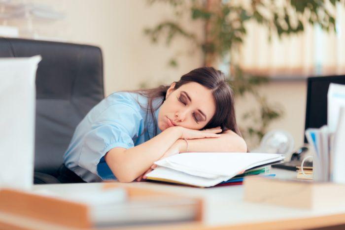 Narkolepsja powoduje niekontrolowaną senność wciągu dnia