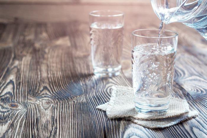 Woda jest niezbędna wprocesie przemiany materii.