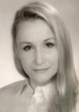 Anna Wrycza - Socha
