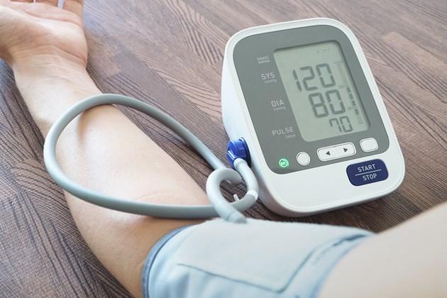 Dzienniczek pomiaru ciśnienia krwi