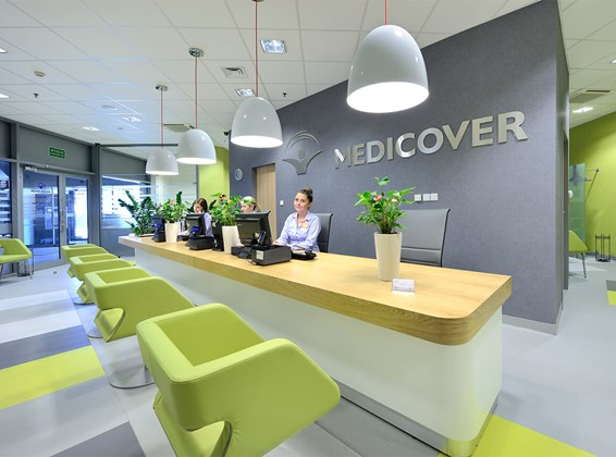 Centrum Medicover - Katowice Chorzowska