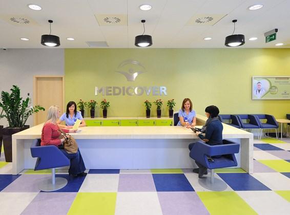Centrum Medicover - Wołoska