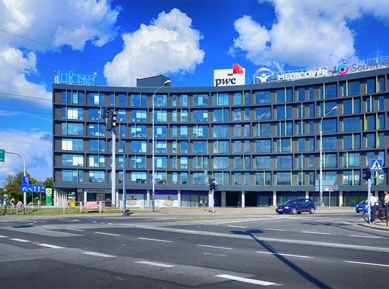 Centrum Medicover - Pomorska Łódź