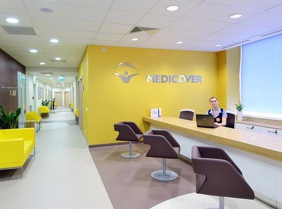 Centrum Medicover - Strzegomska Wrocław