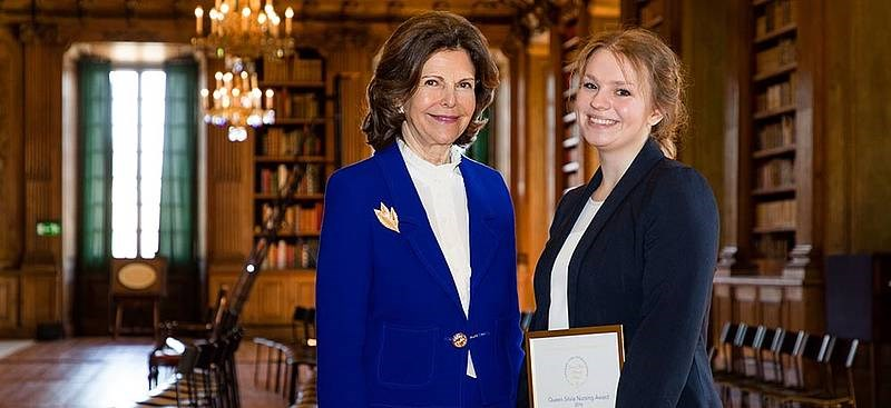 The second edition of the Queen Silvia Nursing Award (QSNA) was launched