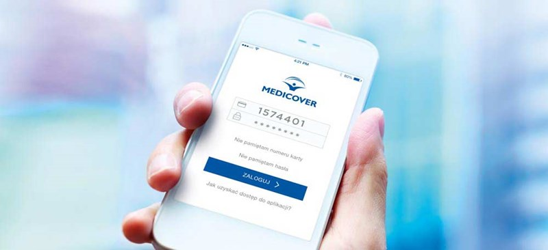 Download the latest version of the Medicover Mobile Application.