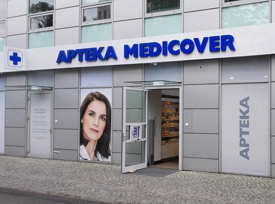 Apteka Medicover – Wrocław Powstańców Śląskich
