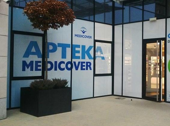 Apteka Medicover - Warszawa Wołoska