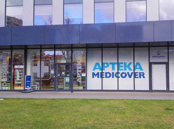 Apteka Medicover - Wrocław Strzegomska