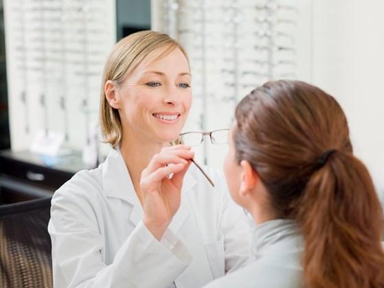 Optometryści